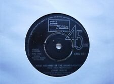 JIMMY RUFFIN: What Becomes Of The Broken Hearted (Tamla Motown) UK Reissue 7""