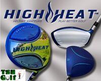 "Knuth Golf High Heat Driver 10.5* RH Magnum 44 R - Forged Titatnium Head 45.5"""