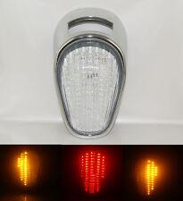 Tail Turn Signals Light Clear 2004-2010 KAWASAKI Vulcan 2000 Classic LT Limited