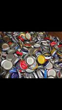 HUGE LOT OF 3000 + MIXED BEER BOTTLE CAPS