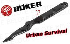 Boker Plus Urban Survival Folder Plain Edge 01BO047