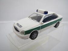 Rietze Ford Scorpio Polizei, weiß/grün, 1:87, TOP !
