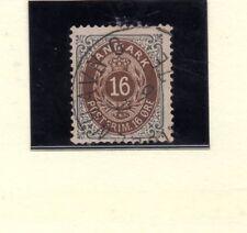 Dinamarca Valor del año 1875-903 (BN-385)