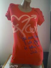 ROPA camiseta mujer Talla UNICA manga corta NUEVA SHIRT WOMAN REF. 28