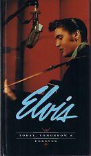 Presley, Elvis today, tomorrow & Forever 4 CD Longbox