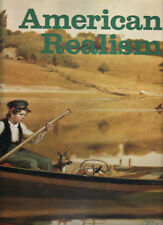 AMERICAN REALISM - FRANCOIS MATHEY  FIRST ED'N  scarce  art  united states