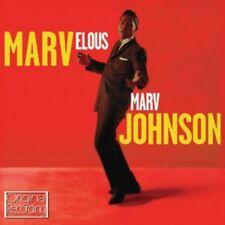 Marv Johnson - Marvelous [New CD]