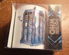 Doctor Who Watercolors Tardis 10oz Mug - Nerd Block Exclusive