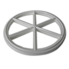 Samosa Making Ring Cutter Press - Pastry Triangle Mould Maker Mould