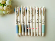 6 pcs M&G Miffy style 0.5mm 4 in 1 Multi Color Retractable Ball Point Pen,WF295