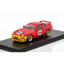 PORSCHE 968 TURBO RS N.34 ADAC GT CUP 1993 M.REUTER 1:43 Neo Scale Models