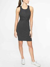 Athleta Barre Bralette Dress in Black ~ NWT ~ Size Extra Large XL