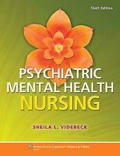 NEW Psychiatric-Mental Health Nursing by Sheila L. Videbeck