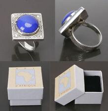 Agate Silver Rings Jewellery