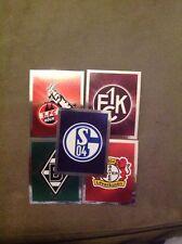 Topps 11/12 2011/2012 Wappen Köln Schalke Leverkusen Gladbach Kaiserslautern