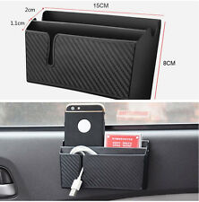 15 *8CM Car Accessories Organizer Air Outlet Storage Bag Box for Phone Cigarette