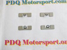 MGTF MG TF AP Racing De Pinza De Freno desgaste placas X4 PDQ Motorsport