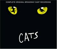 Andrew Lloyd Webber - Cats (Complete Original Broadway Cast Recording) [CD]