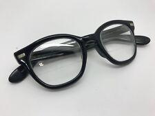 VTG Tart Arnel Style Stadium Bi-Focal Eyeglasses, Black Frames (RF748)