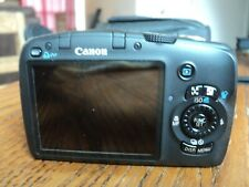 Canon PowerShot, SX110 IS, 10X Optical Zoom, 9.0 Mega Pixels, Case, SD Ca