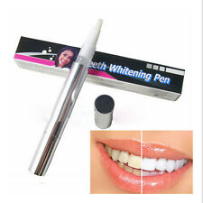 White Tooth Cleaning Bleaching Dental Teeth Whitening Gel Pen Health protection