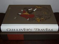 Folio Society Gulliver's Travels - Jonathan Swift (Illustrated by Peter Suart)