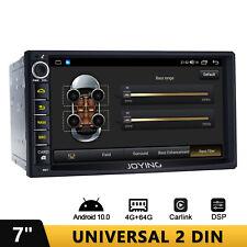 Joying New User Interface 7 inch Double Din CarPlay Android Auto Head Unit 64Gb