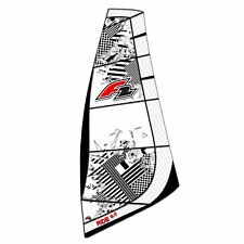 WINDSURF SEGEL RDM ~ F2 RIDE 6,5 QM INKLUSIVE BAG ~ SAIL ONLY