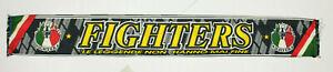 SCIARPA CALCIO JUVENTUS ULTRAS FIGHTERS BUFANDA SCHAL SCARF S685