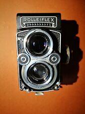 ROLLEIFLEX BIOTTICA 6X6 - 75mm f3.5 ZEISS PLANAR