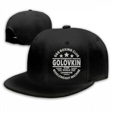 Gennady Golovkin Boxing Club Fashion Vegeta Baseball Snapback Hat/Caps