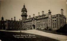 Kingswood, Bristol. Cossham Memorial Hospital # 1432 by Viner.
