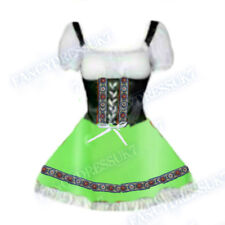 Womens Oktoberfest Fancy Dress Beer Maid Heidi German Ladies Costume