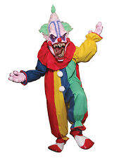 Halloween BIG TOP EVIL CLOWN SUIT ADULT MEN COSTUME Haunted House