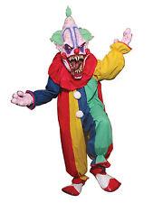 Halloween BIG TOP EVIL CLOWN SUIT ADULT MEN COSTUME Haunted House