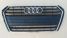 AUDI A4 B9 2016-2020 NEW GENUINE FRONT GRILL PDC MASK GRILLE BLACK 8W0853651D/BM