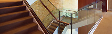 Frameless Glass Balustrade System (Gardens/Decking/Outdoor/Patio Railings)