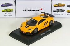 Kyosho 1/64 McLaren MP4-12C GT3 Orange E MinicarCollection 2016 lottery draw lot