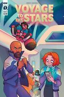 VOYAGE TO THE STARS #1 DAIDONE VARIANT 2020 IDW PUBLISHING 8/19/20 NM