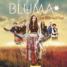 Bluma - Mein Herz Tanzt Bunt - CD NEU