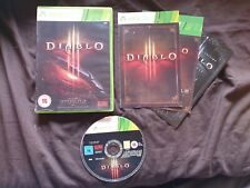 DIABLO III Microsoft Xbox 360 Game