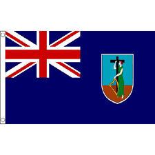 Montserrat Flag 5Ft X 3Ft Caribbean Island Country National Banner New