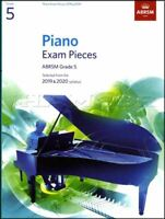 ABRSM Piano Exam Pieces 2019 2020 Syllabus Grade 5 Sheet Music Book Tests Songs