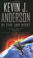Of Fire and Night (THE SAGA OF THE SEVEN SUNS),Kevin J. Anderson
