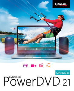 CyberLink PowerDVD 21 Standard, Download, Windows