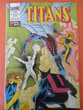TITANS N)° 164 Septembre 1992 Excalibur Avengers