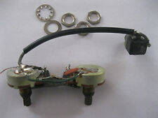 1970 GIBSON SG Jr Wiring Harness pots and jack