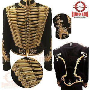 Adam Ant Hussars Military Tunic Jacket British 11th Hussars Military Jacket