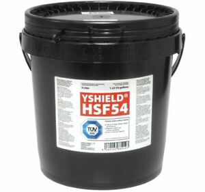 YSHIELD HSF54 - Certified EMF 5G Shielding Paint 5L (Internal/External use)