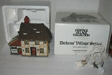 Vintage Dept 56 Mr & Mrs Pickle Dickens' Christmas Village House Box
